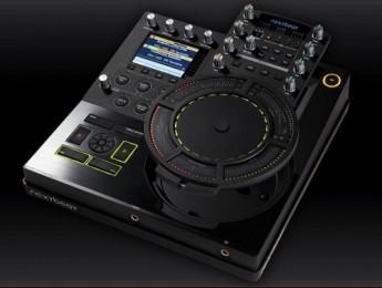 Wacom presenta una unidad de control wireless para DJs