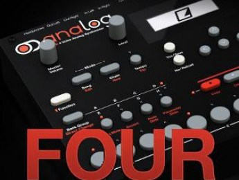 Elektron Analog Four (II): analógico e integrador