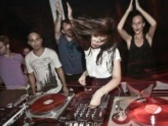 Sexismo en la cabina del DJ