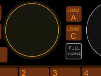 Controla Traktor con TouchOSC