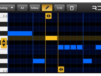 Mikrosonic ha anunciado una nueva versión de RD4 Groovebox, una caja de ritmos para sistemas Android