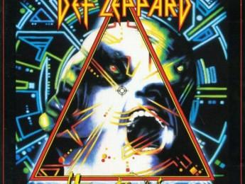 Cómo se grabó 'Hysteria' de Def Leppard