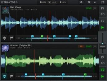 Comparativa de aplicaciones DJ para iPad