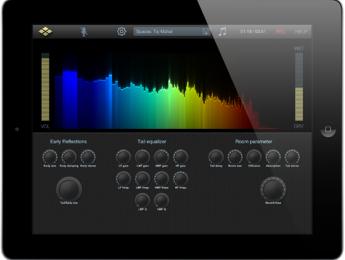 VirSyn presenta AudioReverb para iOS