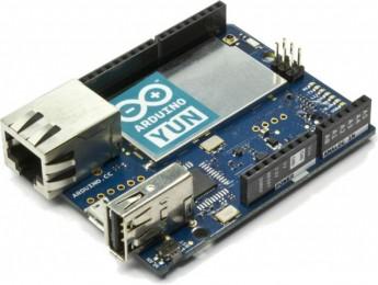 Arduino Yún, con WIFI y Linux embebido
