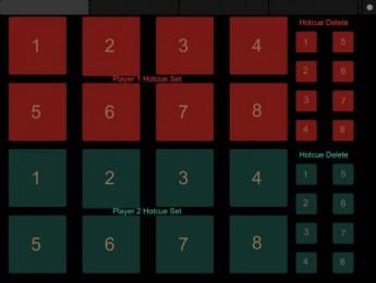 Serato DJ controlado por TouchOSC