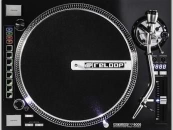 Reloop anuncia el plato RP-8000