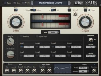Satin, la emulación de cinta abierta de U-he