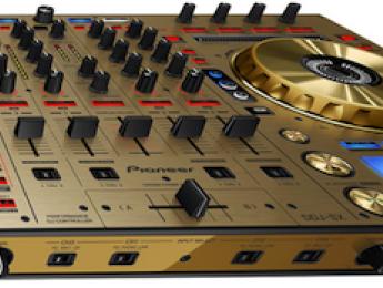 Pioneer DDJ-SX-N: ahora en dorado