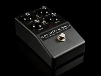 Minifoogers de Moog, efectos analógicos para guitarra y bajo