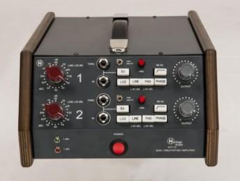 Heritage Audio TT-73 y DTT-73, versiones sobremesa del DMA73