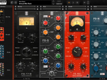 Nuevo Virtual Mix Rack de Slate Digital