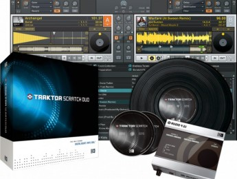 Native Instruments anuncia Traktor Duo y Traktor Scratch Duo