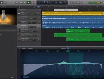 Garageband para Mac y iOS se renuevan
