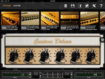 BIAS, nueva app de modelado de amplis para iPad