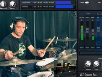 VST Connect Pro permite la colaboración musical a distancia
