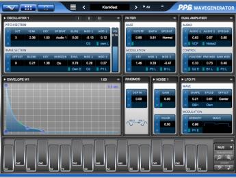 PPG WaveGenerator llegará pronto a Mac OS X y Windows