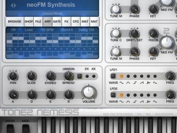 Tone2 Nemesis explora los caminos de la FM