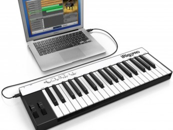 IK Multimedia anuncia iRig Keys Pro