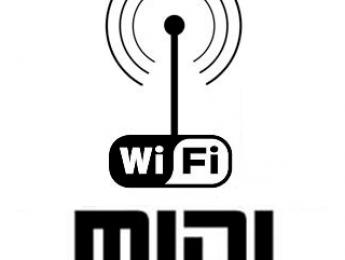 WiFi MIDI, realidad y espejismo