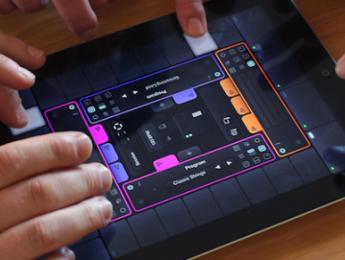 Cotracks permite hacer música en grupo con un solo iPad