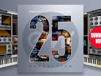 Eastwest celebra su 25 aniversario resucitando 30 instrumentos