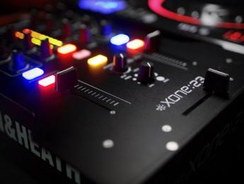 Nuevo mixer Allen&Heath Xone:23