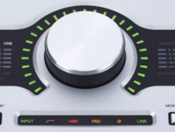 Universal Audio Apollo Twin, interfaz Thunderbolt con procesamiento UAD