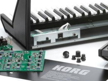 Korg lanza el MS-20 en kit para montar