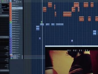 Postproducción de audio en series de TV: importación y organización del proyecto