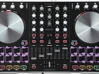 Reloop presenta Beatmix 4 y Beatmix 2
