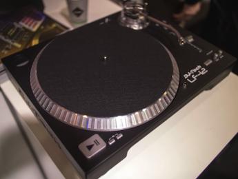 DJ-Tech LF-12, un plato real para el futuro