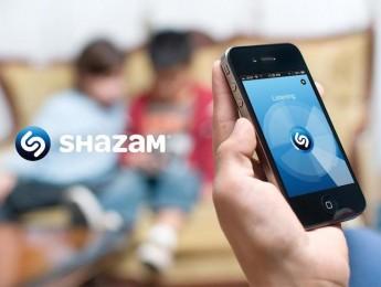 Shazam integrado en iOS