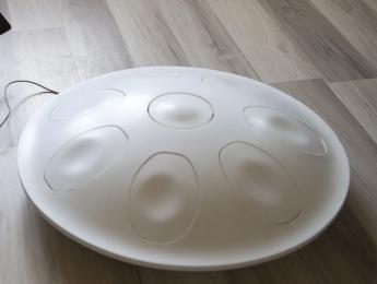 Oval, la versión electrónica del Hang