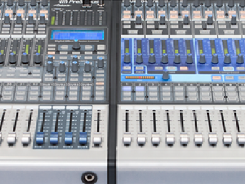 Las mesas StudioLive podrán conectarse en cascada