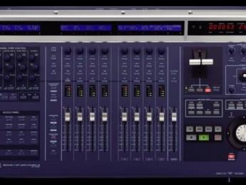 Superficie de control VS-700C V-Studio para Sonar 8