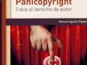 Manuel Aguilar presenta Pánicopyright mañana en Madrid