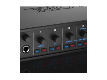 MOTU 1248, 8M y 16A, nuevas interfaces Thunderbolt