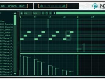 Squaredheads Nora, una herramienta para crear frases musicales