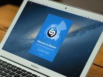 Shazam desembarca en el Mac