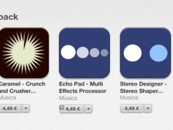 Packs de aplicaciones y MIDI sobre bluetooth para Garageband con iOS 8