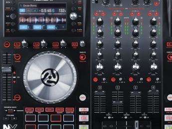 Review del controlador Numark NV