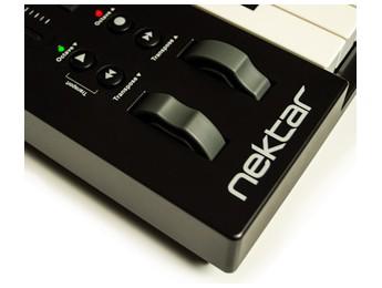 Impact iX, los teclados minimalistas de Nektar