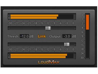 Viernes Freeware #46: LoudMax, Crotalinae y Buzz