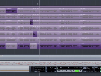 Masterclass Iván Torrent: edición de tomas vocales y tratamiento con Melodyne