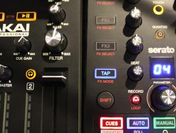 Akai AMX y AFX: analizamos los modulares de Serato DJ