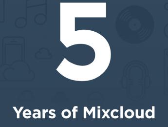 Mixcloud cumple 5 años