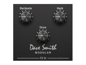 DSM02 Character, nuevo módulo Eurorack de Dave Smith
