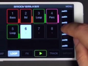 IK Multimedia lleva Groovemaker 2 a Android