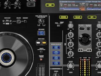 Pioneer XDJ-RX, doble reproductor digital con mixer